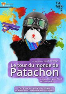 Le tour du monde de Patachon | Théâtre Sous le Caillou