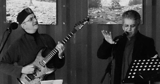 El Amraoui et LeHache en concert