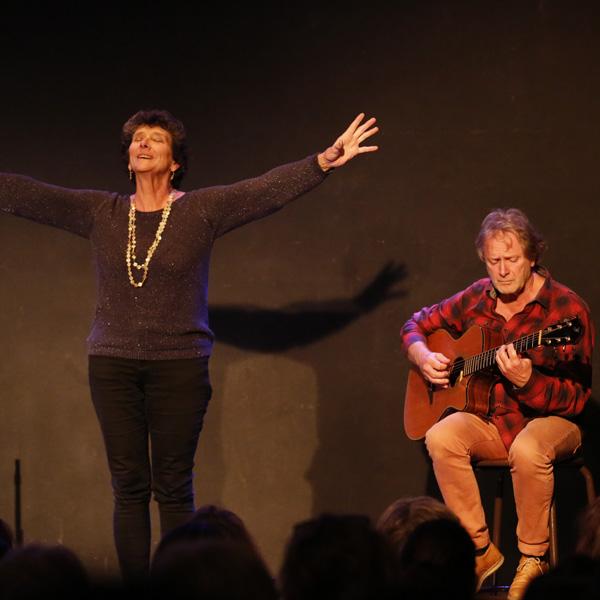 Contes et musique avec Isabelle Autissier