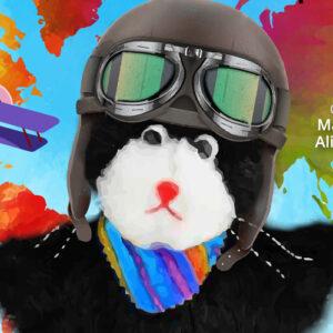 Affiche du spectacle Le tour du monde de Patachon